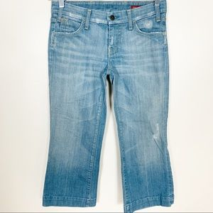 Citizens Of Humanity Capris Blue Jeans Size 28